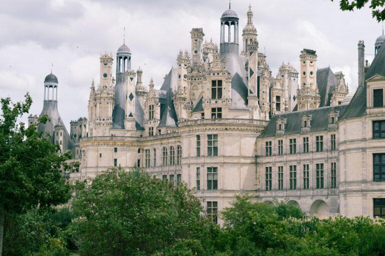 Nydeligt slot