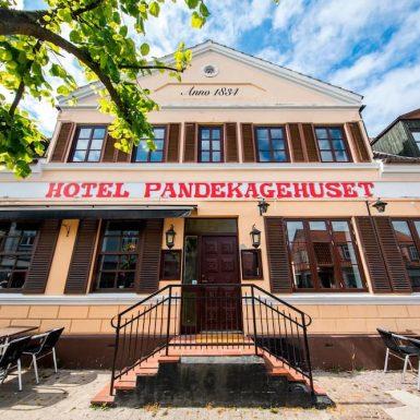 Hotel Pandekagehuset